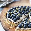Blåbærtærte med mascarponecreme