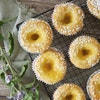 Glutenfrie citronmuffins med lemoncurd