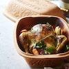 Stegt kylling i stegeso